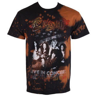 tricou stil metal bărbați Aerosmith - Bad Boys Boston - BAILEY, BAILEY, Aerosmith