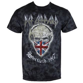 tricou stil metal bărbați Def Leppard - Sheffielf - BAILEY, BAILEY, Def Leppard