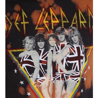 tricou stil metal bărbați Def Leppard - 1983 Tour - BAILEY, BAILEY, Def Leppard
