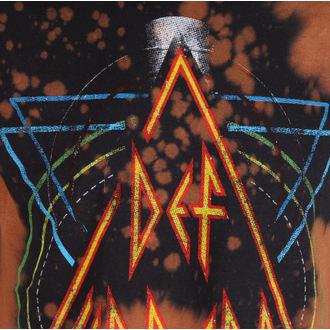 tricou stil metal bărbați Def Leppard - Geo Shapes - BAILEY, BAILEY, Def Leppard