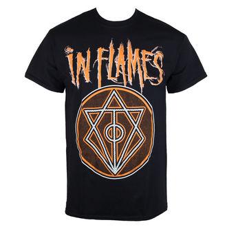 tricou stil metal bărbați In Flames - Vintage circle - NUCLEAR BLAST, NUCLEAR BLAST, In Flames