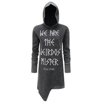 hanorac cu glugă femei - Crafty Jersey - KILLSTAR