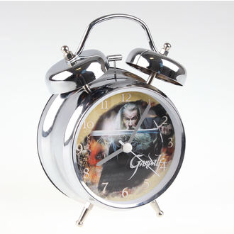 Ceas cu alarmă Hobit - Alarm Clock With Sound Gandalf - DAMAGED, NNM