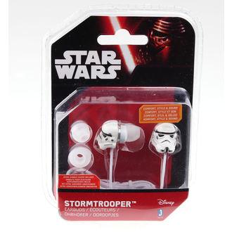 Căști Star Wars - Stormtrooper - WHT