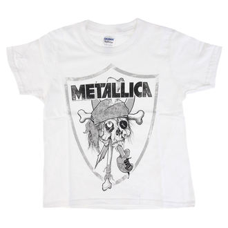 tricou stil metal bărbați copii Metallica - Pirate -, Metallica