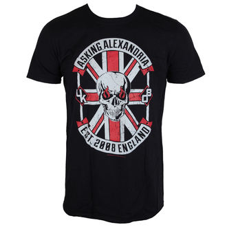 tricou stil metal bărbați Asking Alexandria - Rebel - LIVE NATION, LIVE NATION, Asking Alexandria