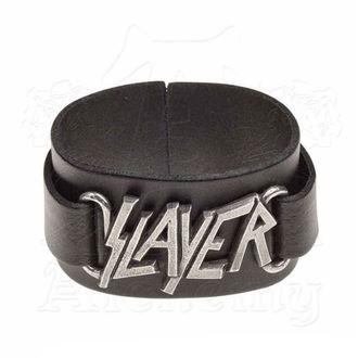 Brăţară Slayer - ALCHEMY GOTHIC - Logo, ALCHEMY GOTHIC, Slayer