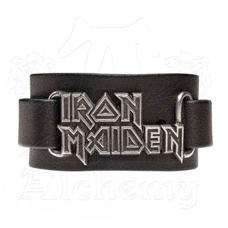 Brăţară Iron Maiden -ALCHEMY GOTHIC - Logo, ALCHEMY GOTHIC, Iron Maiden