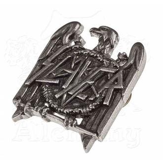 Insignă Slayer - ALCHEMY GOTHIC - Eagle, ALCHEMY GOTHIC, Slayer