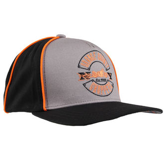 Şapcă  ORANGE COUNTY CHOPPERS - Paul Senior - Black / Grey / Orange, ORANGE COUNTY CHOPPERS