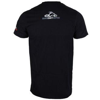 tricou bărbați - Custom Build Bars - ORANGE COUNTY CHOPPERS, ORANGE COUNTY CHOPPERS
