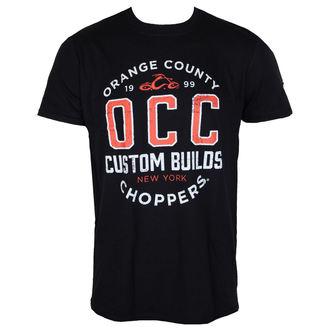 tricou bărbați - Rebel - ORANGE COUNTY CHOPPERS, ORANGE COUNTY CHOPPERS