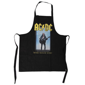 Şorţ AC / DC - Who Made Who Apron - LOW FREQUENCY, LOW FREQUENCY, AC-DC