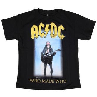 tricou stil metal bărbați copii AC-DC - Who Made Who - LOW FREQUENCY, LOW FREQUENCY, AC-DC