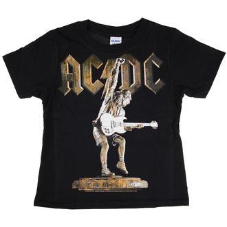 tricou stil metal bărbați copii AC-DC - Stiff Upper Lip - LOW FREQUENCY, LOW FREQUENCY, AC-DC