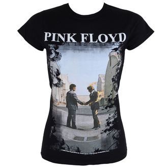 tricou stil metal femei Pink Floyd - Burning Man - LOW FREQUENCY, LOW FREQUENCY, Pink Floyd