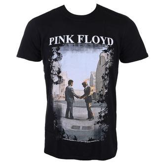 tricou stil metal bărbați Pink Floyd - Burning Man - LOW FREQUENCY, LOW FREQUENCY, Pink Floyd