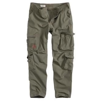 Pantaloni bărbaţi SURPLUS - AIRBORNE SLIMMY - OLIV GEWAS, SURPLUS