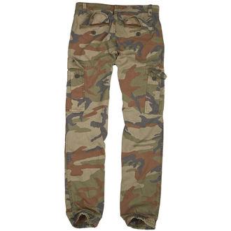 Pantaloni bărbaţi SURPLUS - 4 COL CAMO, SURPLUS