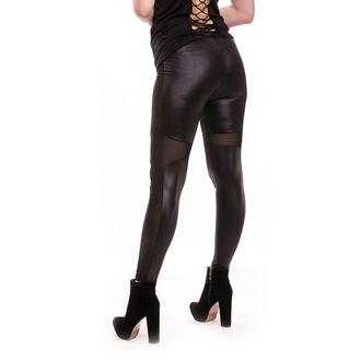 Pantaloni femei (colanți) CUPCAKE CULT - HNET - BLACK, CUPCAKE CULT
