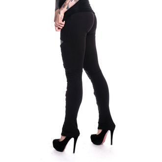 Pantaloni femei (colanți) VIXXSIN - NIGHT THORN - BLACK