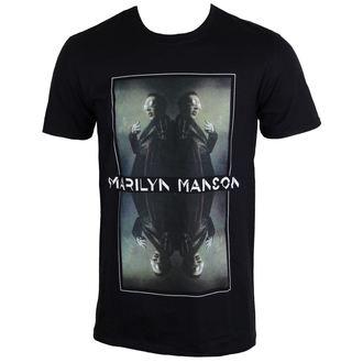 tricou stil metal bărbați Marilyn Manson - Mirrored - ROCK OFF, ROCK OFF, Marilyn Manson