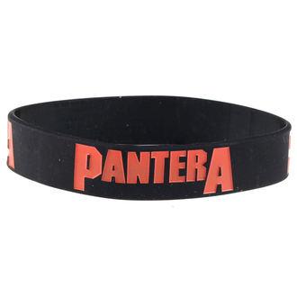 Brăţară Pantera - Logo - ROCK OFF, ROCK OFF, Pantera