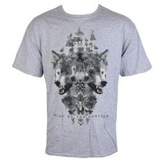 tricou stil metal bărbați Bring Me The Horizon - Wolven - ROCK OFF, ROCK OFF, Bring Me The Horizon