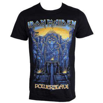 tricou stil metal bărbați Iron Maiden - Dark Ink Powerslaves - ROCK OFF, ROCK OFF, Iron Maiden