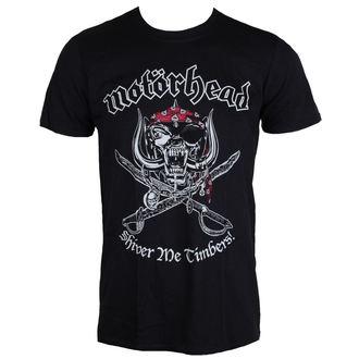tricou stil metal bărbați Motörhead - Shiver Me Timbers - ROCK OFF, ROCK OFF, Motörhead
