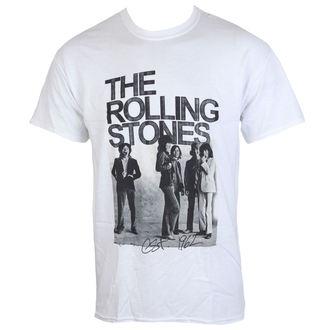 tricou stil metal bărbați Rolling Stones - Est 1962 - ROCK OFF - RSTEE06MW