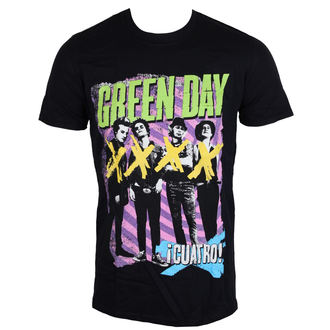 tricou stil metal bărbați Green Day - Hypno 4 - ROCK OFF, ROCK OFF, Green Day