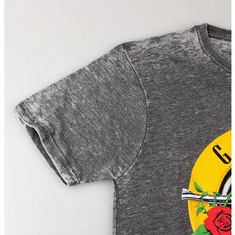 tricou stil metal bărbați Guns N' Roses - Circle Logo - ROCK OFF, ROCK OFF, Guns N' Roses