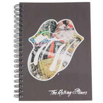 Notepad de scris B5 Rolling Stones, Rolling Stones