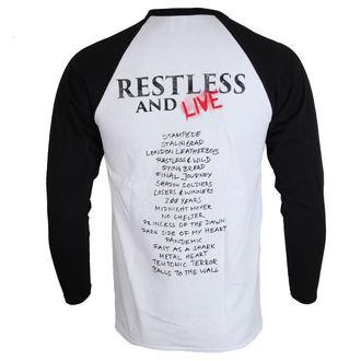 tricou stil metal bărbați Accept - Restless and live - NUCLEAR BLAST, NUCLEAR BLAST, Accept