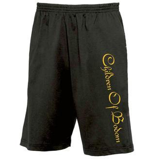 Pantaloni scurți bărbați  CHILDREN OF BODOM - Logo - NUCLEAR BLAST, NUCLEAR BLAST, Children of Bodom