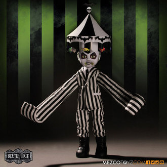 Figurină Beetlejuice - Living Dead Dolls Doll - Showtime, LIVING DEAD DOLLS