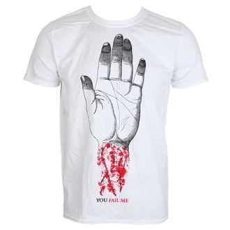 tricou stil metal bărbați Converge - You Fail Me White - KINGS ROAD, KINGS ROAD, Converge