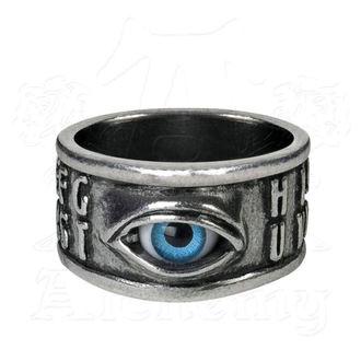 Inel ALCHEMY GOTHIC - Ouija Eye