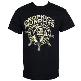 tricou stil metal bărbați Dropkick Murphys - Steering Wheel - KINGS ROAD, KINGS ROAD, Dropkick Murphys