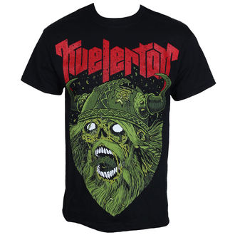tricou stil metal bărbați Kvelertak - Zombie Viking Green - KINGS ROAD, KINGS ROAD, Kvelertak