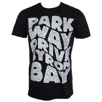 tricou stil metal bărbați Parkway Drive - Warped - KINGS ROAD, KINGS ROAD, Parkway Drive