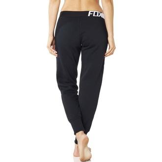 Pantaloni femei (trackpants) FOX - Certained - Black, FOX
