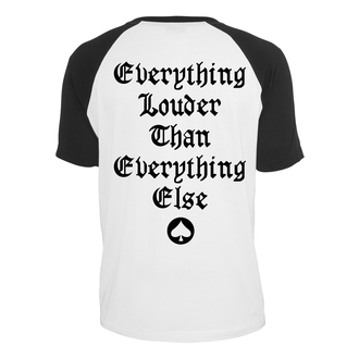 tricou stil metal bărbați Motörhead - Everything Louder - NNM - MC007