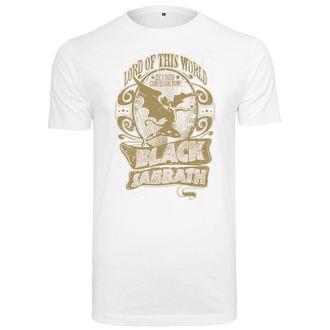 tricou stil metal bărbați Black Sabbath - LOTW white - URBAN CLASSICS, URBAN CLASSICS, Black Sabbath