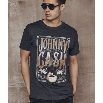 tricou stil metal bărbați Johnny Cash - Man In Black - NNM, NNM, Johnny Cash