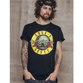 tricou stil metal bărbați Guns N' Roses - Logo - NNM, NNM, Guns N' Roses