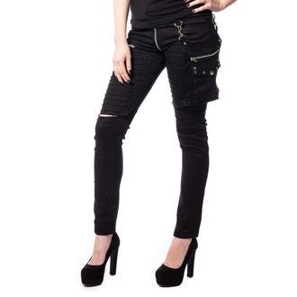 Pantaloni femei Vixxsin - SCARLETT - BLACK - POI348