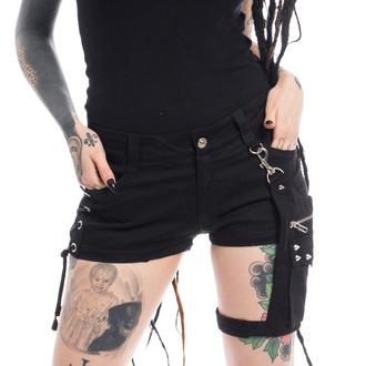 Pantaloni scurți femei Vixxsin - NAOKO - BLACK, VIXXSIN