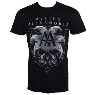 tricou stil metal bărbați Asking Alexandria - PLASTIC HEAD - PLASTIC HEAD, PLASTIC HEAD, Asking Alexandria